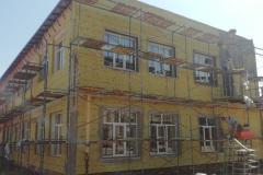 Утепление фасада производственного цеха Пенза