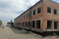 Утепление фасада производственного цеха в Пензе