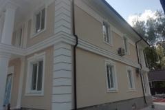 Декоративный фасад в пензе