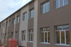 г. Пензе Заводской район мокрый фасад 58 в Пензе утепление здания