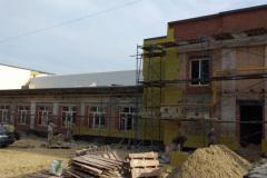г. Пензе Заводской район производственное здание утепление фасада