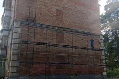 Утепление стен жилого дома в Заречном
