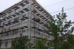 Утепление фасада в Пензе и Пензенской области