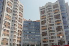 Фасад многоквартирного дома