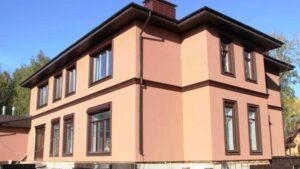 Мокрый фасад цена в Пензе